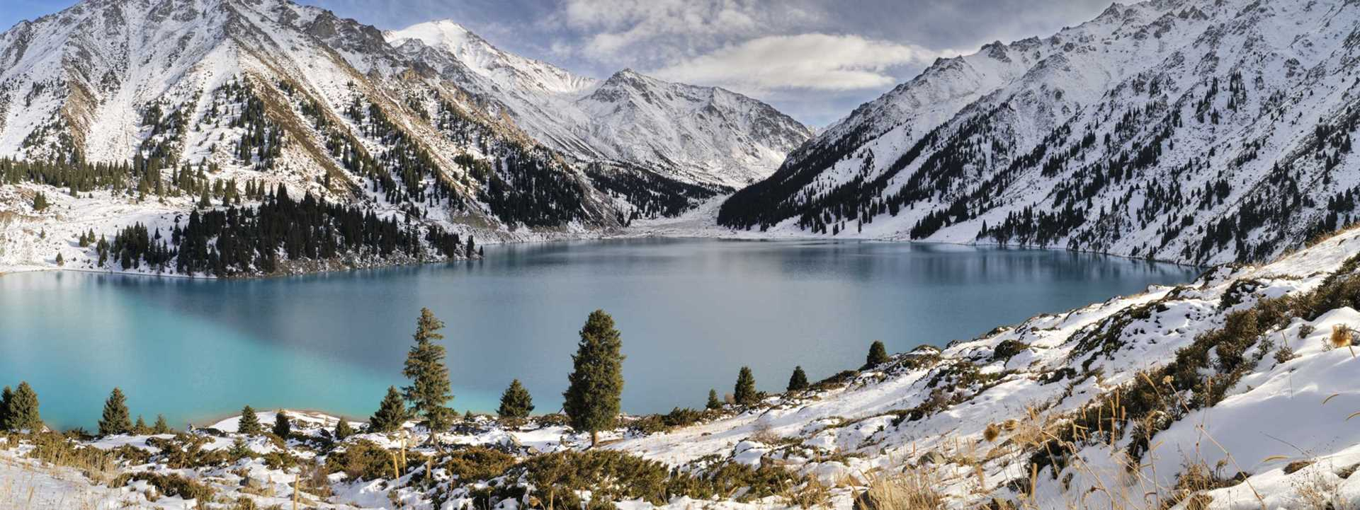almaty-lake